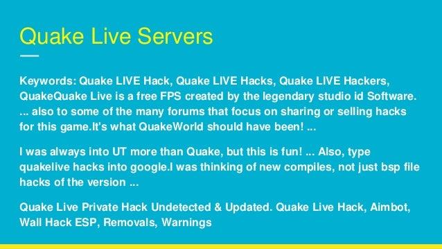 Quake live steam