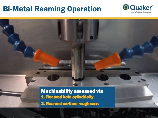 Lubrication & Metalworking Fluid Performance in the Machining of Ferr…