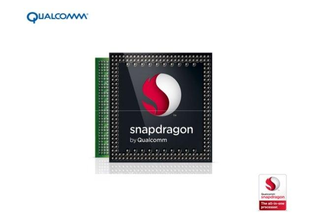 qualcomm snapdragon 600based smartphone