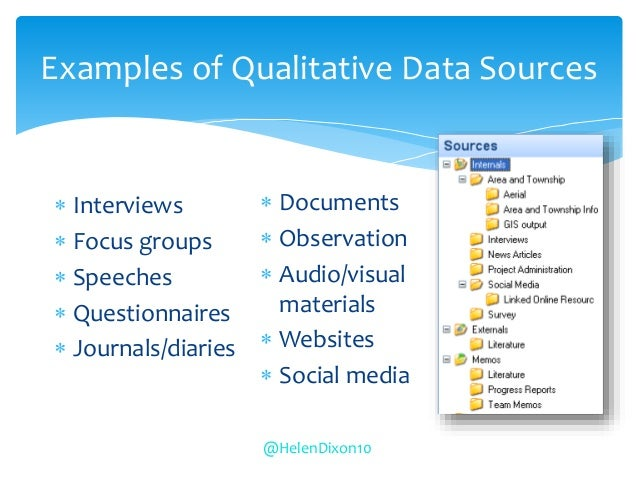 Qualitative data analysis using NVivo