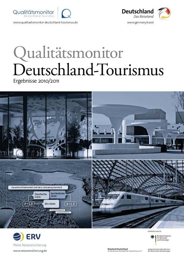 www.germany.travelwww.qualitaetsmonitor-deutschland-tourismus.de www.reiseversicherung.de Qualitätsmonitor Deutschland-Tou...
