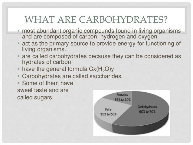 Qualitative analysis of carbohydrates Slide 2