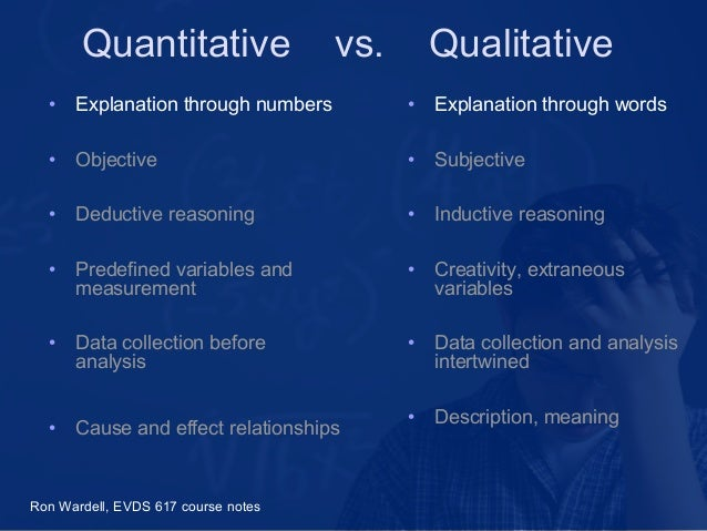Qualitative data 2