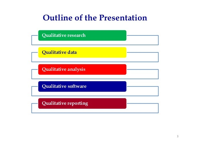 Qualitative data analysis report