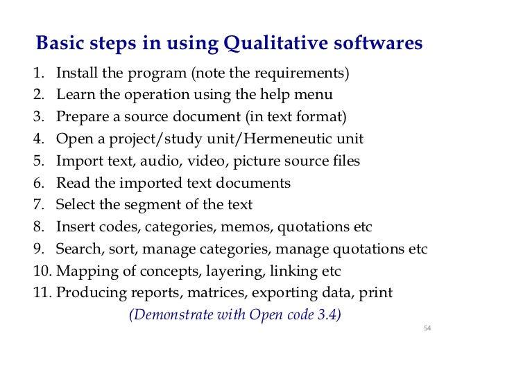 SlideShare  Data Analysis Format