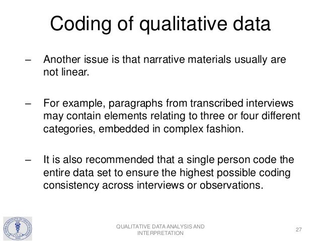 Qualitative Data Analysis And Interpretation 27 638gcb1459264378
