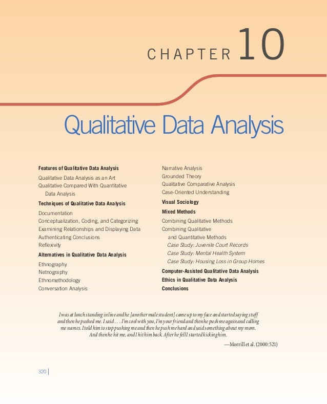 an introduction to qualitative analysis You will find that introduction to quantitative pcr provides clear steps for learning the details of qpcr methods, how to use these methods effectively, and the most appropriate analysis techniques.