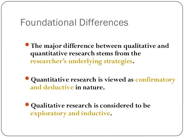 similarities and differences between qualitative and quantitative research pdf