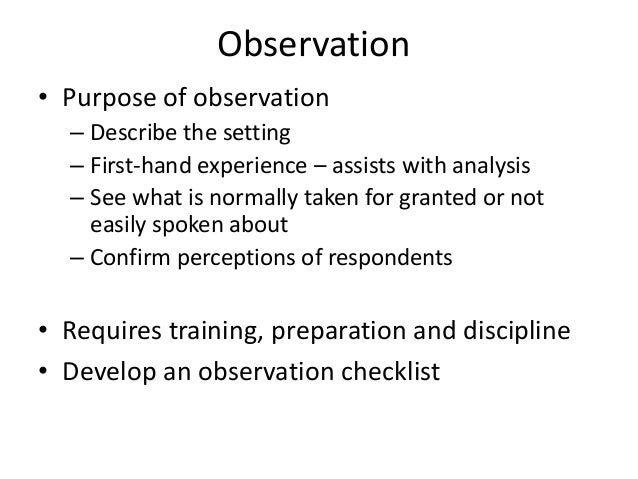 the purpose of observation From the descriptive statistics, the various responses were gotten from the teachers for the purpose of conducting peer observer out of the 50 responses counted, 32.