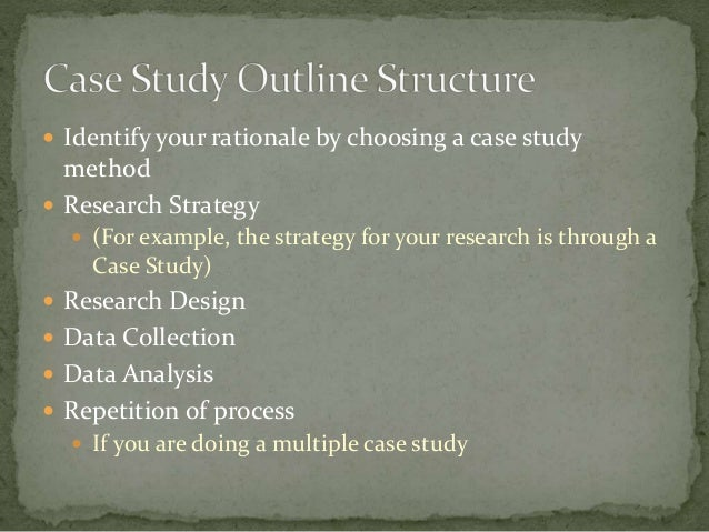 single case study The difference between a case study and single case designs