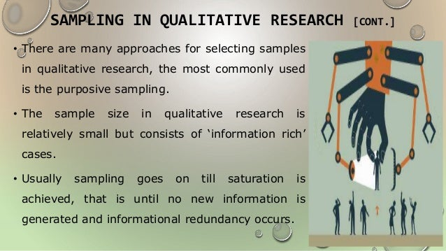 Qualitative research by Dr. Subraham Pany