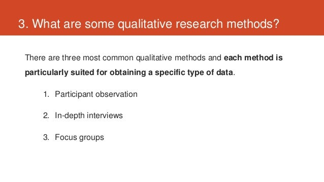 three types of qualitative research most appropriate for dba research Quantitative and qualitative research a description of these two approaches is followed by a  sides claim that their approach is most appropriate for educational research and they then mount arguments against the other side while hoepfl (1997), neill (2007) and firestone  three types of experimental research include: true experimental.