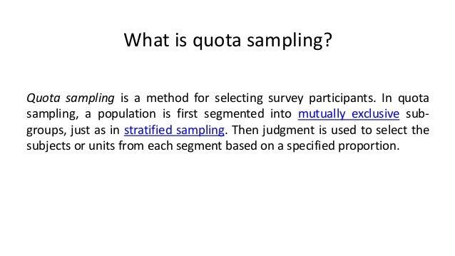 Qualitative research method