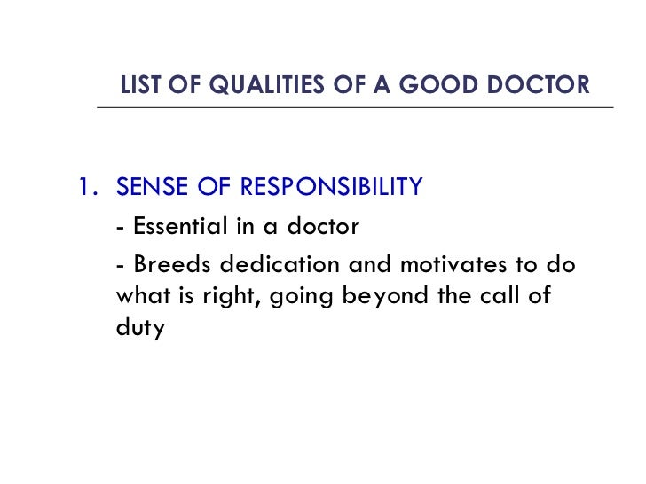 qualities of a good essay