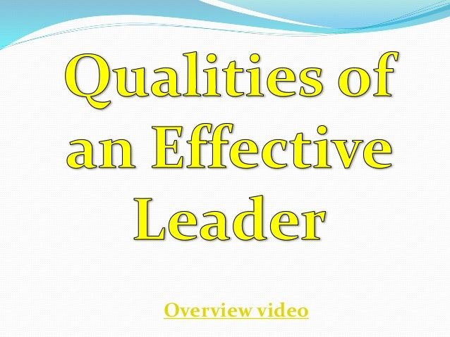 Four clear characteristics of a bad leader
