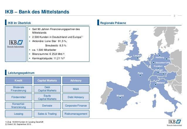 Qualitätssicherung in ADF Projekten der IKB Deutschen Industriebank AG Slide 2