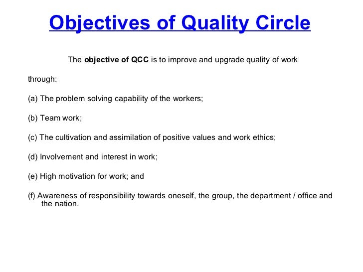 quality circles and six sigma teams • use of quality circles in the shop 6 • the ideal quality requirement • six sigma production • team deliberations for quality.