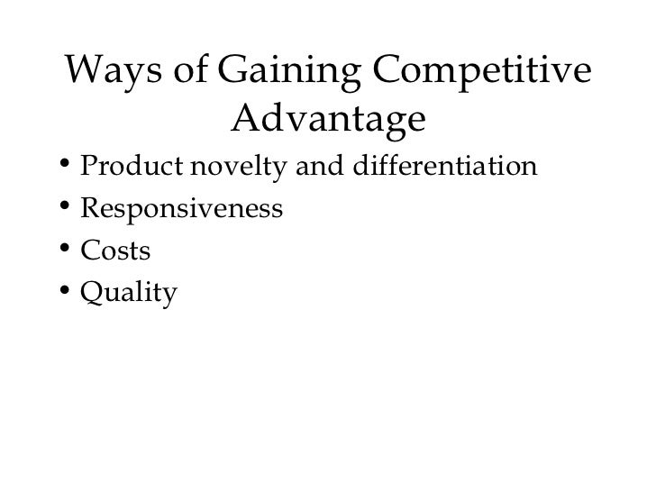 rolexs competitive advantage Brand positioning - competitor analysis 5 comments leading it to charge highly competitive prices this gives a considerable advantage to competitors such as tiffany & co, which already has a strong brand recognition here in singapore.