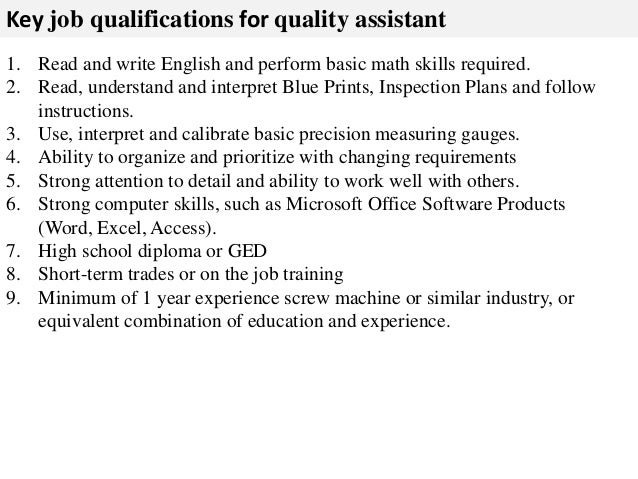 Elegant ... Analyses; 3. Key Job Qualifications ... With Job Qualifications