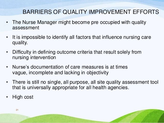 What Are Quality Assurance and Quality Control?
