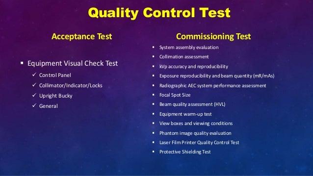 quality assurance rh slideshare net acr mri quality control manual 2015 mri quality control manual pdf