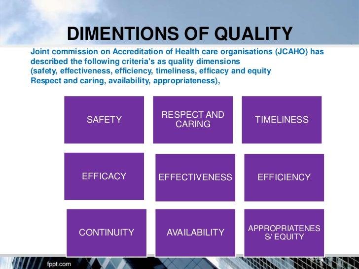 Quality Assurance in Nursing Essay Sample