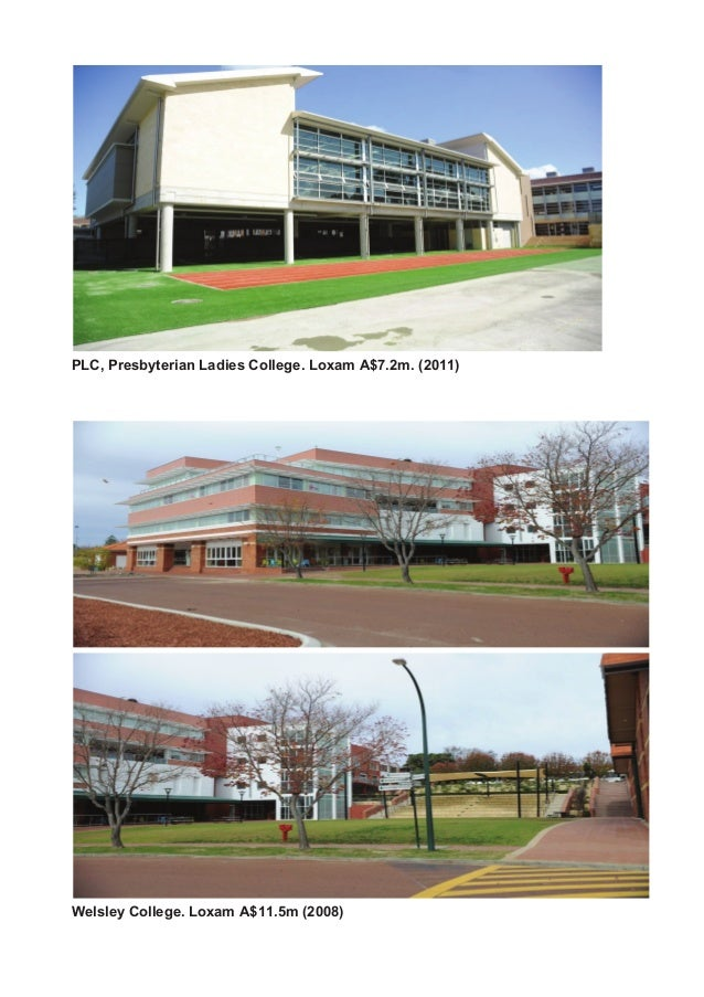Christian HajerSite ManagerProject ManagerEstimatorPLC, Presbyterian Ladies College. Loxam A$7.2m. (2011)Welsley College. ...