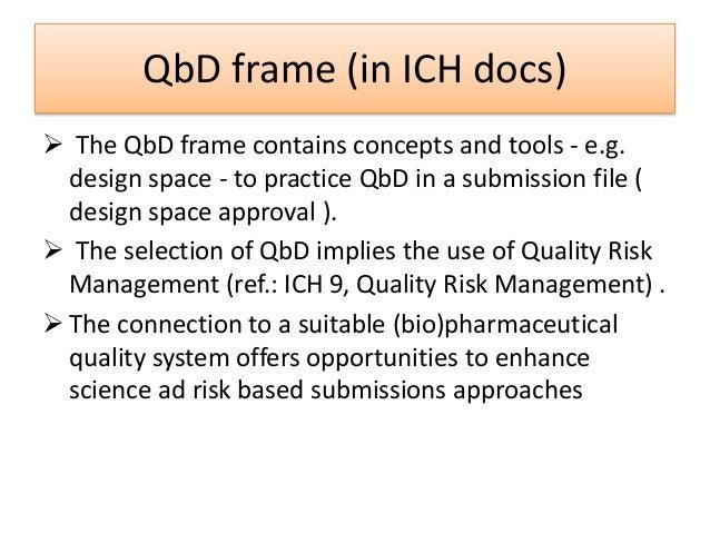 quality by design qbd qbd