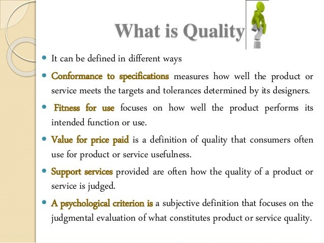 design for quality and product excellence Home technology process excellence quality management  a process used to plan quality in advance  a conceptual design stage, a product development stage,.