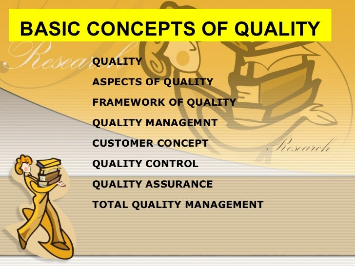 Assessing Research Quality