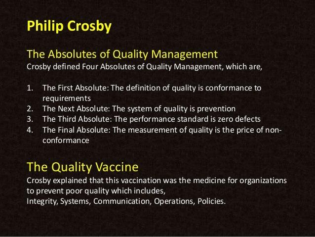 Quality control Slide 3