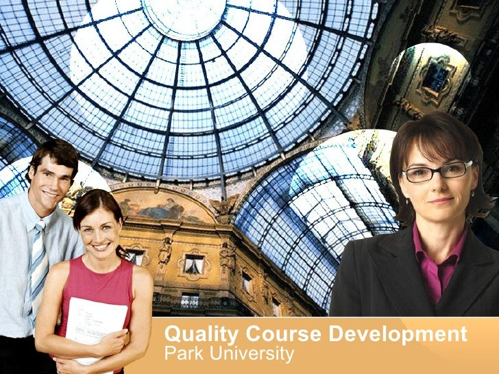 Quality Course Development Park University