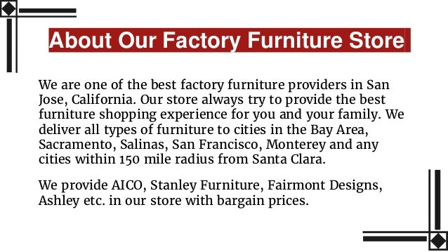 Quality Furniture Store In California With Furniture Stores Bay Area