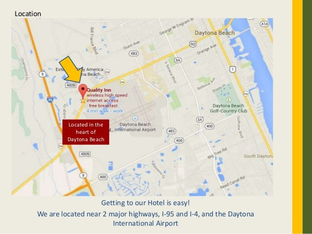 Quality Inn Daytona Sdway, Daytona Beach, FL on