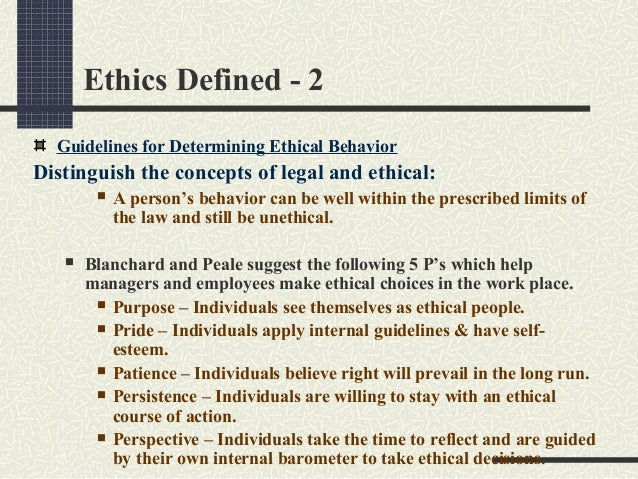 Got Ethics? Three Questions Every Leader Should Ask