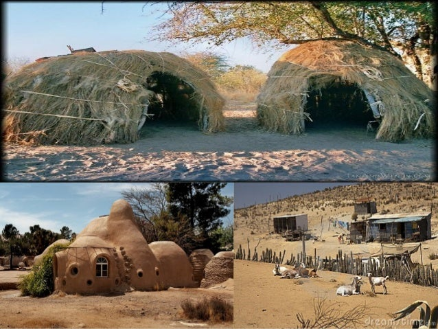 Life style of people living in Desert  Life style of p...
