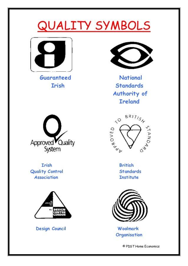 Quality Symbols