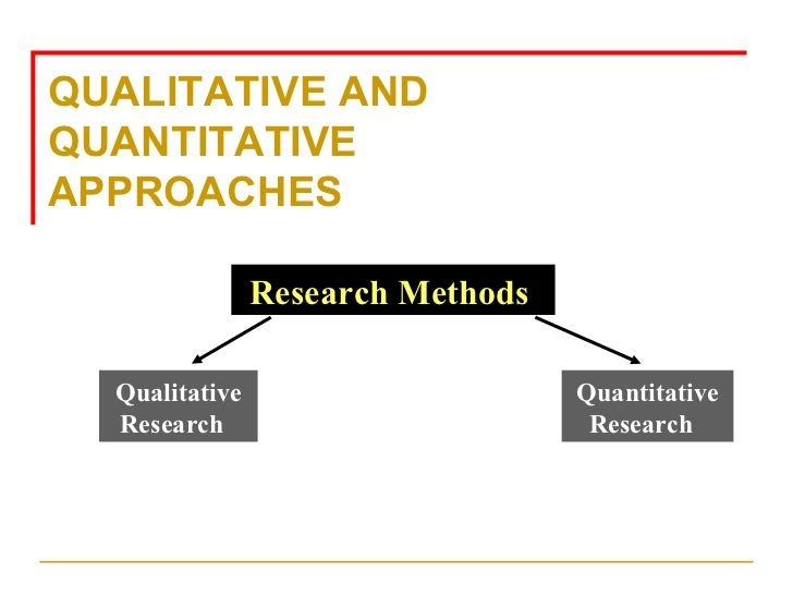 qual research Quant and qual analysis issues 3 some qualitative references • freebody, peter (2003) qualitative research in education: interaction and practice, london: sage.