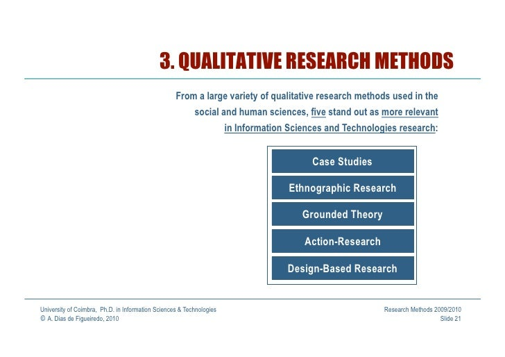 qualitative study methodology