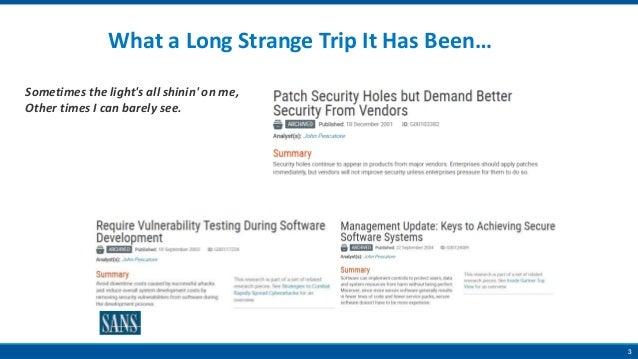 DevSecOps - Building Continuous Security Into IT & App Infrastructures Slide 3