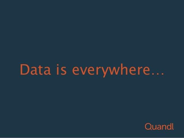 Quandl forex data