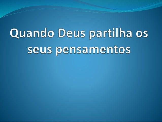 """A Sabedoria   """"Quem, pois, conheceu a mente do  Senhor? Ou quem foi o seu  conselheiro? Romanos 11:34   """"Quem Guiou o Es..."""