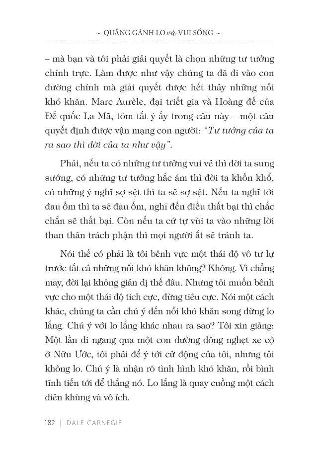 Quang ganh lo di va vui song   doc-thu Slide 2