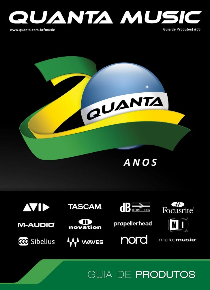 CATALOGO QUANTA MUSIC