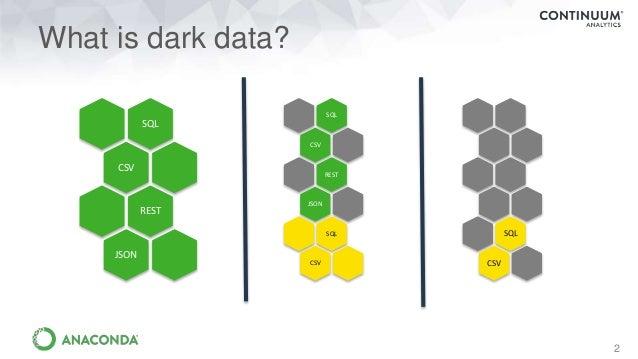 Light Up Your Dark Data