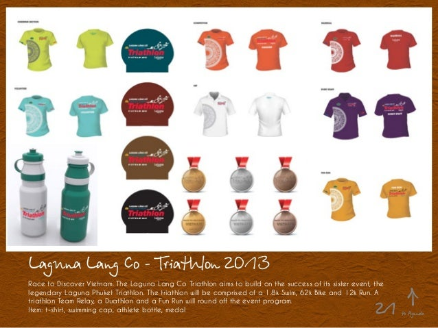 Laguna Lang Co - Triathlon 2013 Race to Discover Vietnam. The Laguna Lang Co Triathlon aims to build on the success of its...
