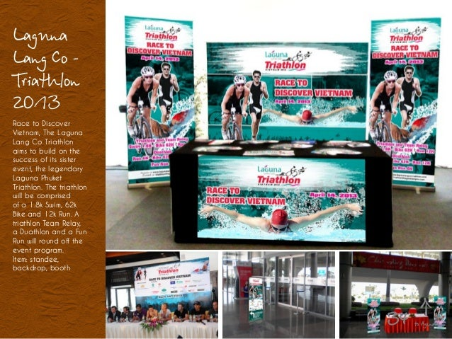 Laguna Lang Co - Triathlon 2013 Race to Discover Vietnam, The Laguna Lang Co Triathlon aims to build on the success of its...