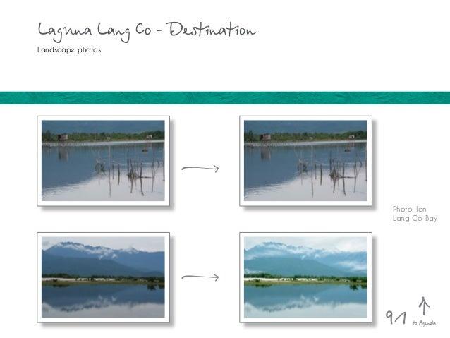 Laguna Lang Co - Destination Landscape photos Photo: Ian Lang Co Bay to Agenda91