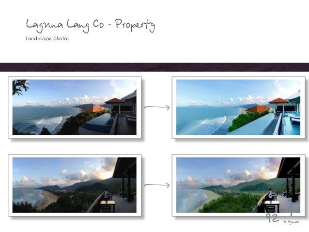 Laguna Lang Co - Property Landscape photos to Agenda92