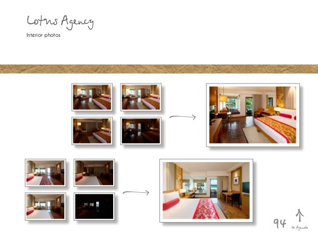 Lotus Agency Interior photos to Agenda94